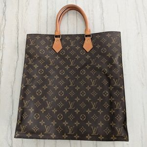 Authentic Louis Vuitton Sac Plat Tote